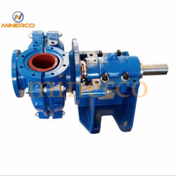 High Quality Wear Resistant China Slurry Pump for Mine Tailing