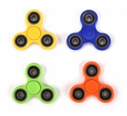 Supplier Stocked 608 Bearing EDC Toys Finger Hand Fidget Spinner