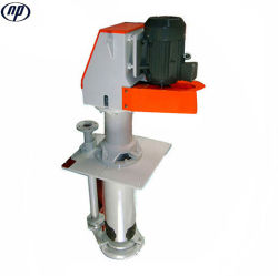 100RV-Sp Acid Resistant Solid Slurry Sump Pump and Spare Parts