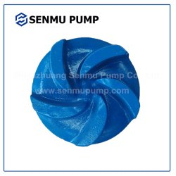 Wet Spare Parts for Heavy Duty Mineral Processing Slurry Pump