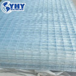 China Welded Wire Mesh Fence Panels In 6 Gauge, Welded Wire Mesh ...