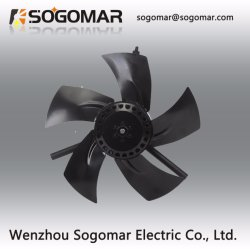 High Performance Cooling Fan 220VAC 40W 1400rpm with Fixed Support