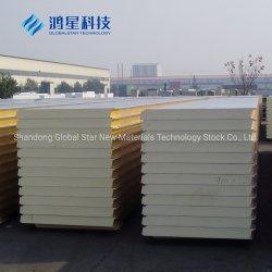 EPS/Fiber Glass/Rock Rool/PU Sandwich Panel Roof and Wall