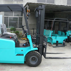 1.5ton Small Electric Forklift with Rechargeable Battery