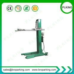 Plking Single Post Car Lift/ Mobile One Car Hoist /Car Lifting System