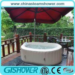 Freestanding Mini Outdoor Swimming Pool PH050012 Coffee