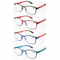 b0544f01d6a9 Fashion Colorful Design Reading Glasses for Man Woman