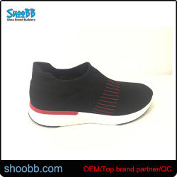 Comfortable Black Sports Shoes Athletic Shoes Jogging Shoes for Men