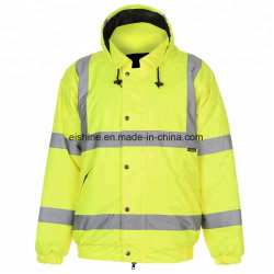 Reflective Safety Jacket for Human Security