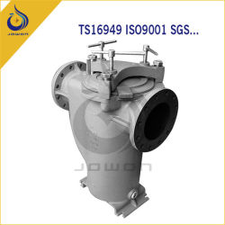 Iron Casting Machine Parts Water Pump Parts