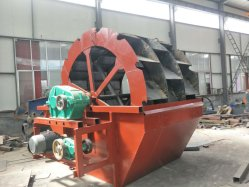 18 River Sand Wheel Washing Machine for Sale