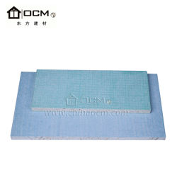 Fire Stopping Decoration Material Magnesium Oxide Board