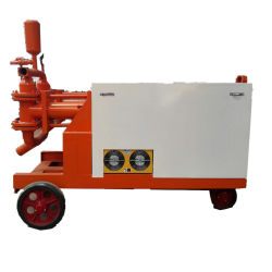 Motor Driving Mortar Conveying Slurry Pump