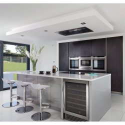 Whole Price China Manufacture High End Knock Down Design Lacquer Modern Modular Kitchen Cabinet