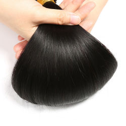 Wholesale Natural Indian Russian Brazilian Chinese Remy Cuticle Aligned Raw Virgin Human Hair Weave Extension