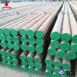 Rod Mill Forged Grinding Steel Round Bar with Low Abrasion