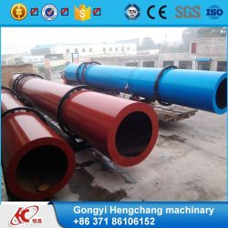 Fertilizer/Sand/Coal Slurry/Chicken Manure /Sawdust/Wood Chips/Ore Powder Rotary Dryer Machine
