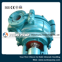 End Suction Single Stage High Pressure Centrifugal Slurry Pump