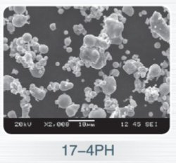 Metal Injection Moulding (MIM) Powders by Gas and Water Atomized