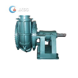 Horizontal Gold Mining Gravel Solid Slurry Sand Suction Pump
