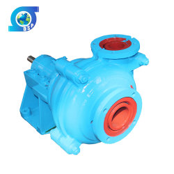 Wear Resistance Mining Metal and Rubber Centrifugal Horizontal Ah Slurry Pump  Factory