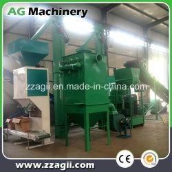 Green Energy Biomass Pelletizing Machine Complete Wood Pellet Production Line