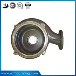 OEM Grey Iron Casting Sand Cast Impeller Water Pump Parts