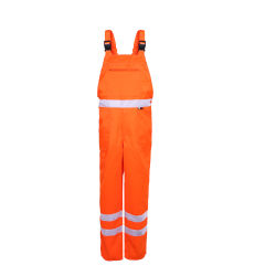 100 Cotton Coverall Fire Retardant Bib Safety Workwear
