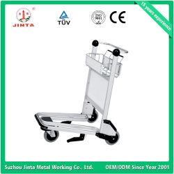 Factory Wholesale 3 Wheels Aluminum Alloy Airport Trolley (JT-SA02)