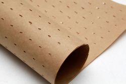 Hot Sale and Best Price Anti-Curl Feature Perforated Underlayer Kraft Paper for Garment Factory