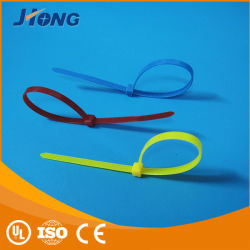 Heat Resistance Customized Zip Tie Red Blue Green Yellow Orange RFID Nylon Self Lock Cable Tie