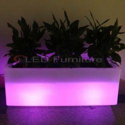 16color Changing LED Furniture Online Large Plant Garden Pots