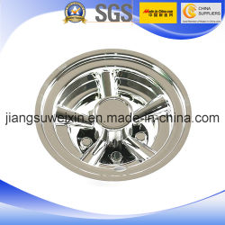 "Universal 8"" Ss Sport Wheel Cover"