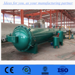 Wood Treatment Equipment / vacuum Autoclave for Wood Dyeing