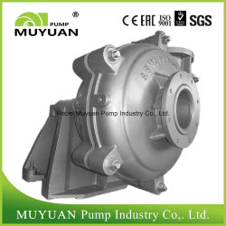 Single Stage Oil Sand Transfer Solid Slurry Pump