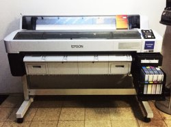 for Epson F6280/6070/7080 Inkjet Printer for 100GSM Tacky/Adhesive Fast Dry Sublimation Transfer Paper for Sportswear