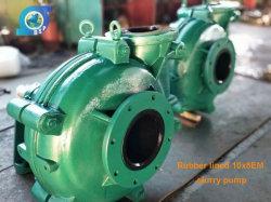 Heavy Duty Slurry Pump Lime Waste Water High Head Rubber Slurry Pump