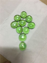Wholesale Coloured Recycled Flat Glass Beads for Fire Pit Decoration