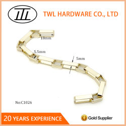 Antique Gold Chains for Handbag Iron Wholesale Decorative Bag Chain