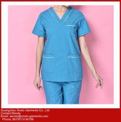 Hospital Gown, Doctor Gown, Medical Workwear (H2)