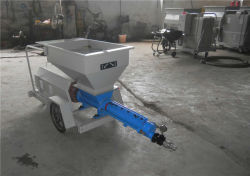 Small Inject Grouting Concrete Slurry Screw Pump
