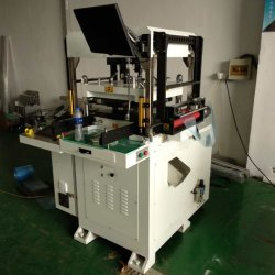 Foam PVC Adhesive Sticker Label CCD Die Cutting Machine