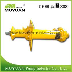 Mineral Processing / Wear Resistant / Vertical Slurry Pump