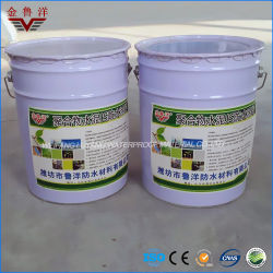 Js Waterproof Coating / Polymer Cement Waterproof Slurry