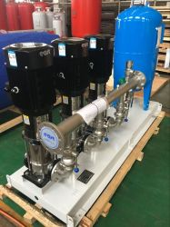 East Pump Water Supply Equipment with Dfcl Pump