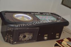 Good Style Casino 6 Players Gambling Game Machine for Wholesale