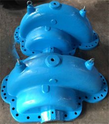 Slurry Pump Accessories for Mining Industry