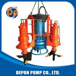 High Pressure Submersible Slurry Pump with IP65 Motor