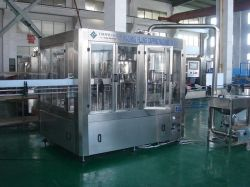 High Quality Automatic Spring Water Filling Equipment