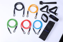 Elastic Rubber Latex Resistance Resistance Training Physical Therapy Gym Equipment